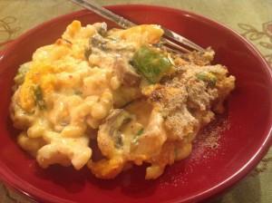 Kimchi Mac & Cheese